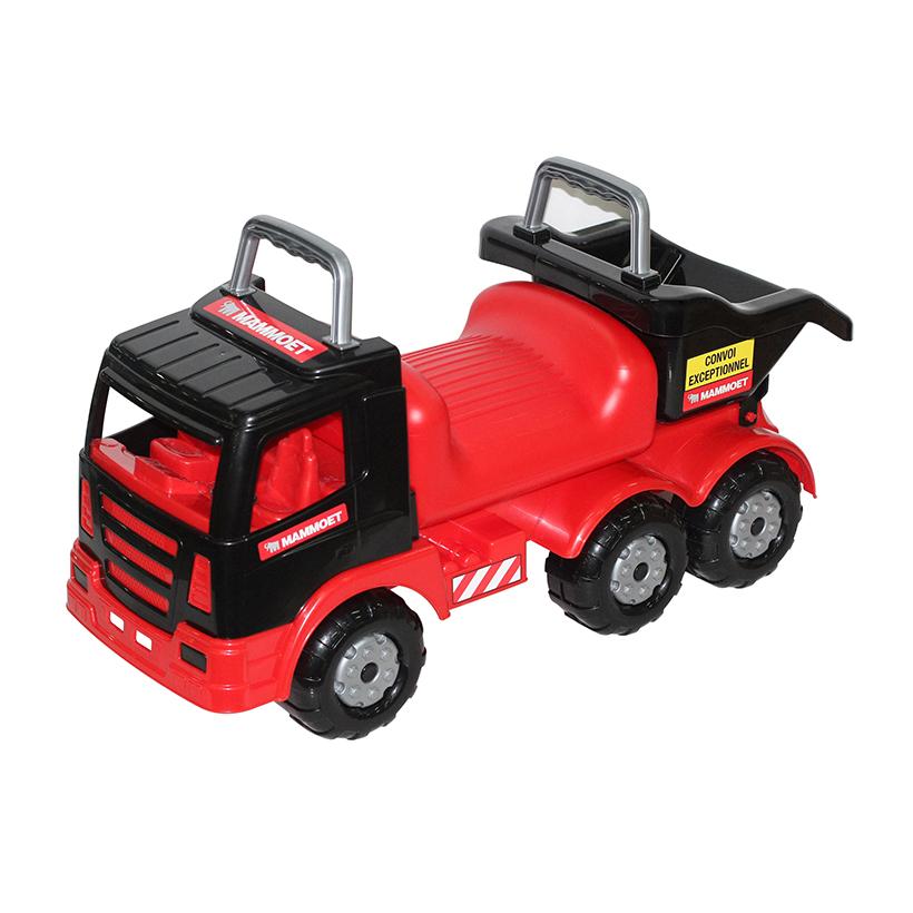 Xe chòi chân đồ chơi MAMMOET cỡ lớn – Polesie Toys