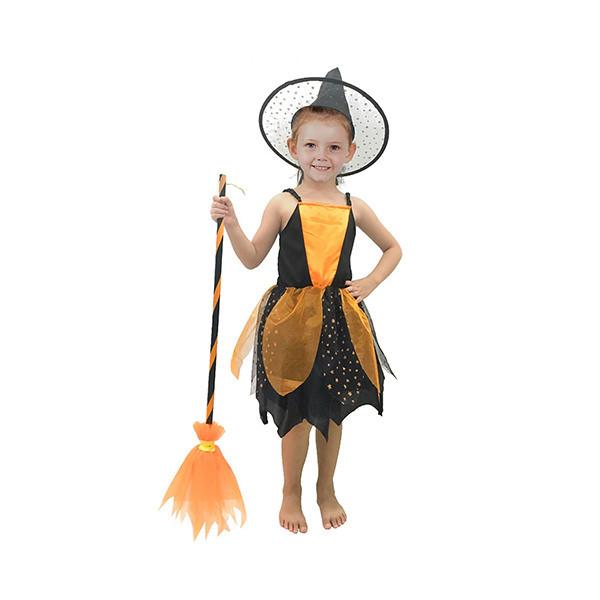 Bộ Đồ Hóa Trang  Phù Thủy Halloween Uncle Bills UH00774 - Vàng