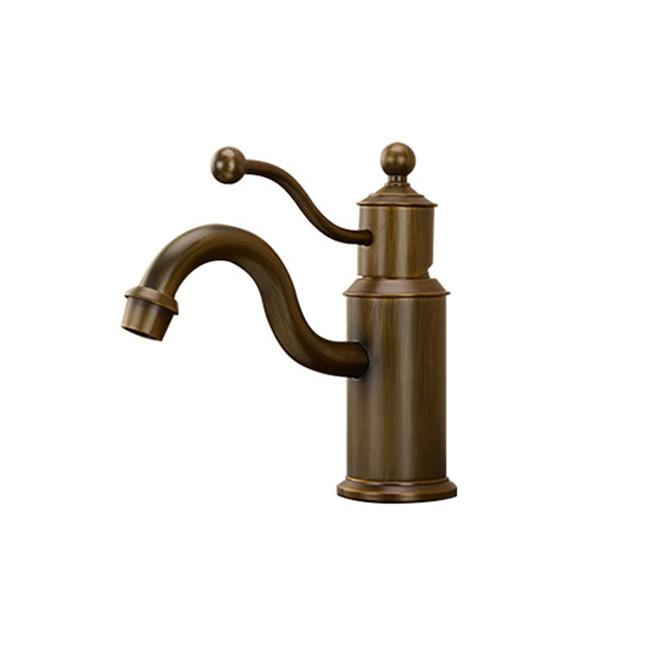 Vòi lavabo bằng đồng Kanly GCV08