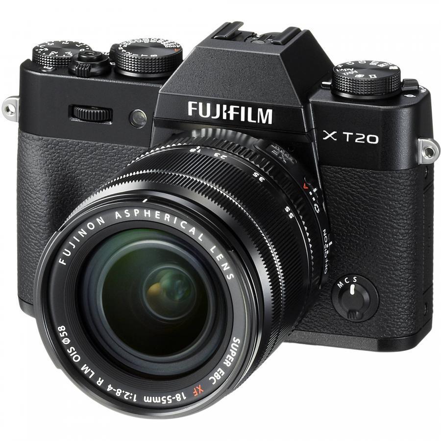 Máy Ảnh Fujifilm X-T20 kit XF18-55mm f2.8-4 + Tặng Thẻ Nhớ Sandisk 16GB Tốc Độ 48Mb/s Và Túi Đựng Máy Ảnh Fujifilm