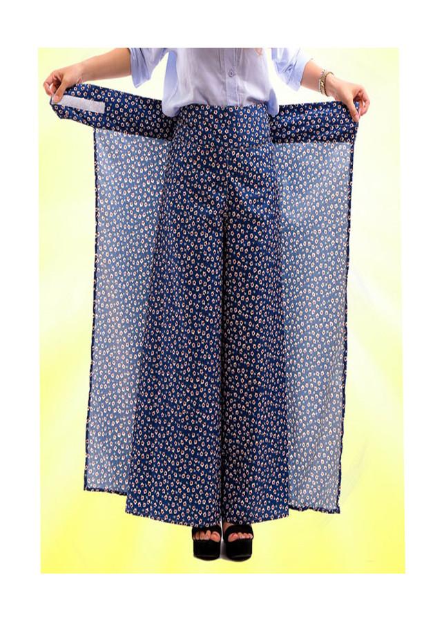 Váy chống nắng dạng quần - Màu sắc Ngẫu Nhiên