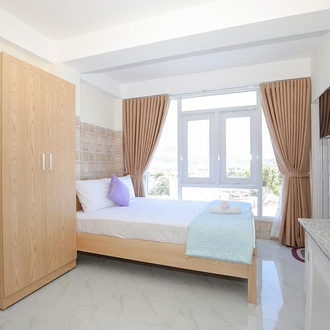 Khách sạn Q-Hotel tiêu chuẩn 3 sao tại phố biển Nha Trang