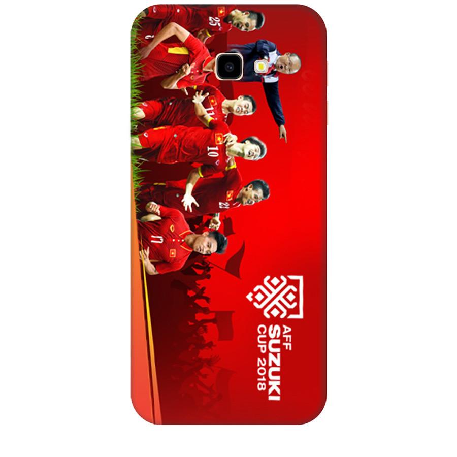 Ốp Lưng Dành Cho Samsung Galaxy J4 Plus AFF Cup Đội Tuyển Việt Nam Mẫu 1