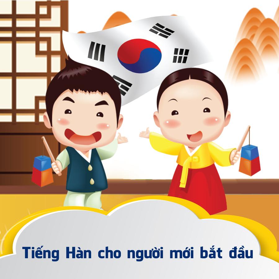Bộ 2 Khóa Học Tiếng Hàn Cho Người Mới Bắt Đầu KYNA NN07