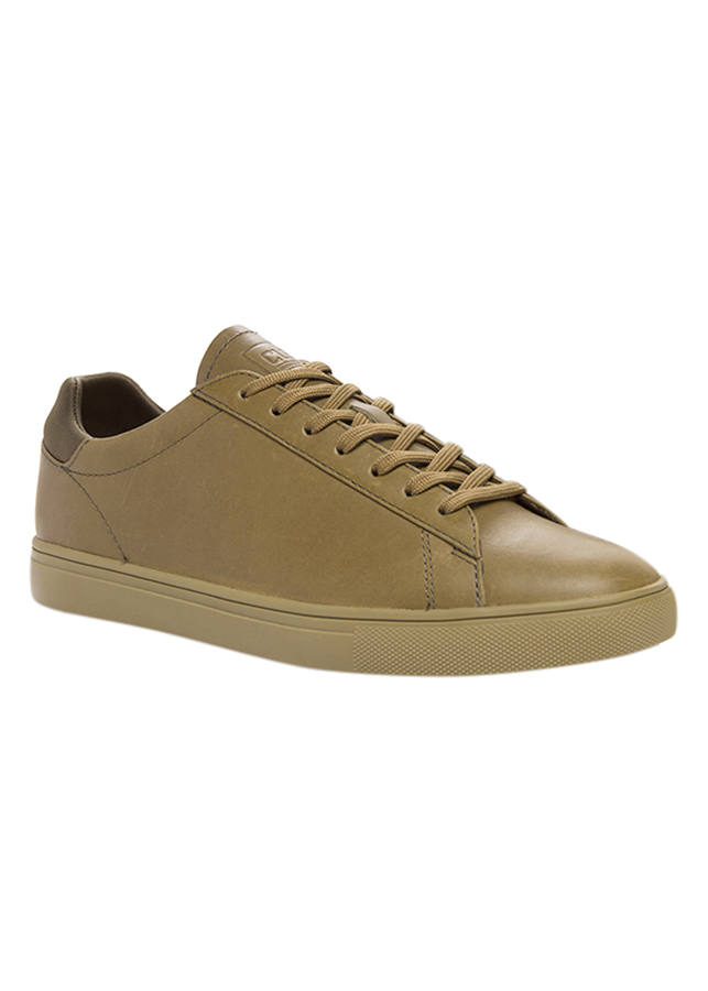 Giày Bradley Clae CLA01297 Olive Leather