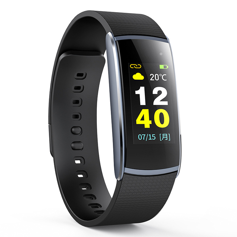 Vòng đeo tay thông minh iWOWN I6 Pro-C (phiên bản đặc biệt màn hình màu)