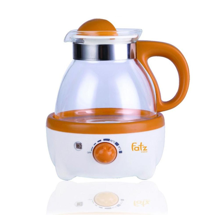 Máy hâm nước pha sữa 600ml FatzBaby FB3006SL