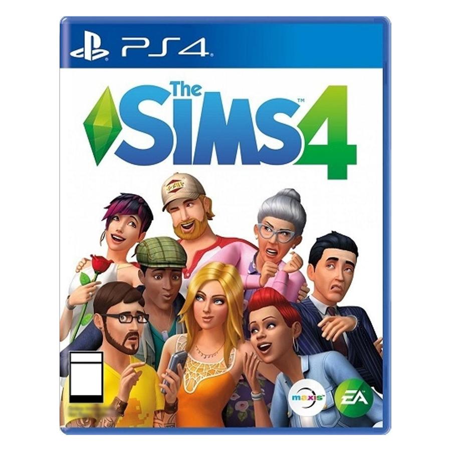 Đĩa Game PlayStation PS4 Sony The Sim 4 Hệ Asia