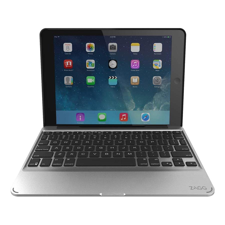 Bàn Phím Zagg iPad Mini 4 Slim Book - Hàng chính hãng