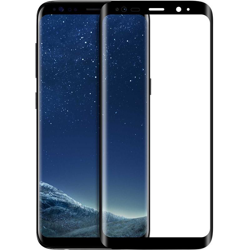 Miếng dán kính cường lực 3D Arc cho Samsung Galaxy S8 Plus Baseus Full màn hình vô cực chống chói vân tay - Sản phẩm...