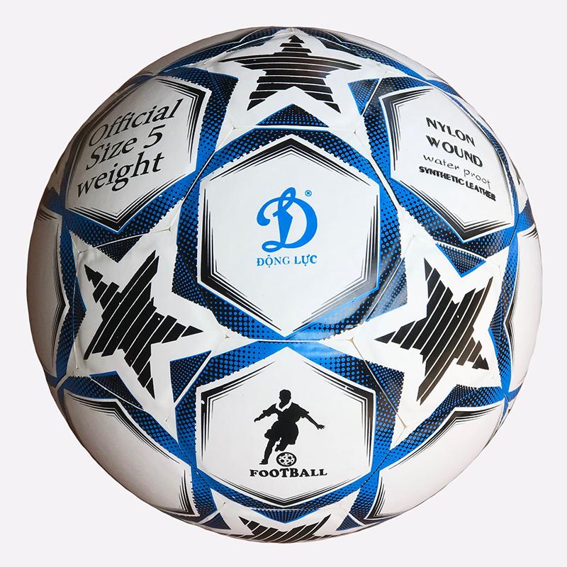 Quả bóng đá Động Lực cao cấp số 5 (kèm kim bơm bóng)