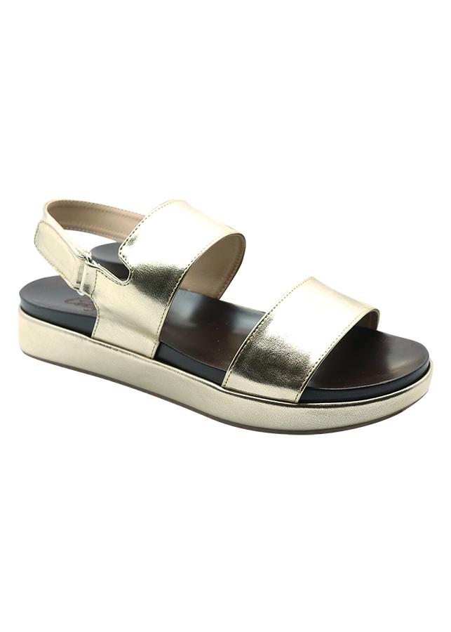 Giày Sandal Nữ Cindydrella C4V - Vàng