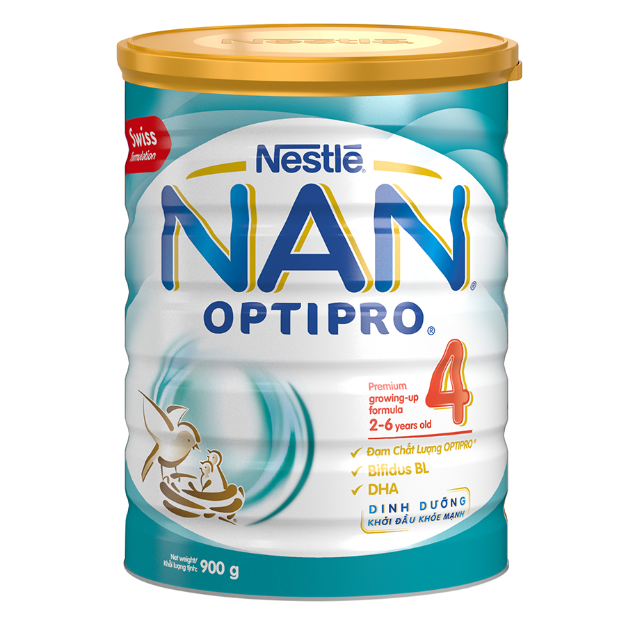Mua CRM - Sữa Bột Nestle NAN Optipro 4 (900g)