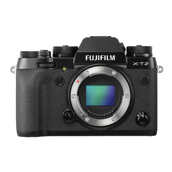 Máy Ảnh Fujifilm X-T2 Black (Body) + Tặng Thẻ Nhớ Sandisk 16GB Tốc Độ 48Mb/s Và Túi Đựng Máy Ảnh Fujifilm
