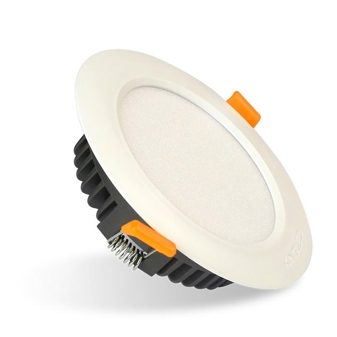 Đèn LED downlight Kingled DL-12-T140 tiết kiệm điện 12w đổi mầu