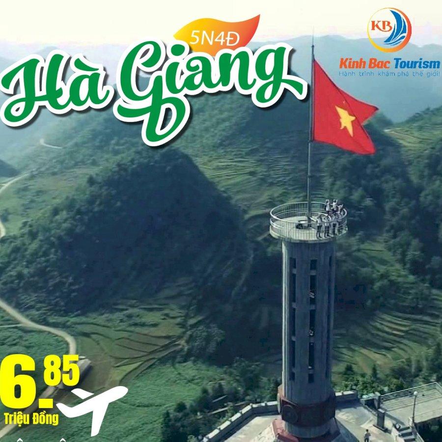Tour Hà Giang - Cao Nguyên Đá Đồng Văn