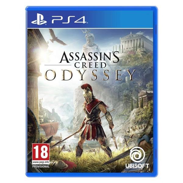 Đĩa Game Assassin'S Creed Odyssey - Hệ asia