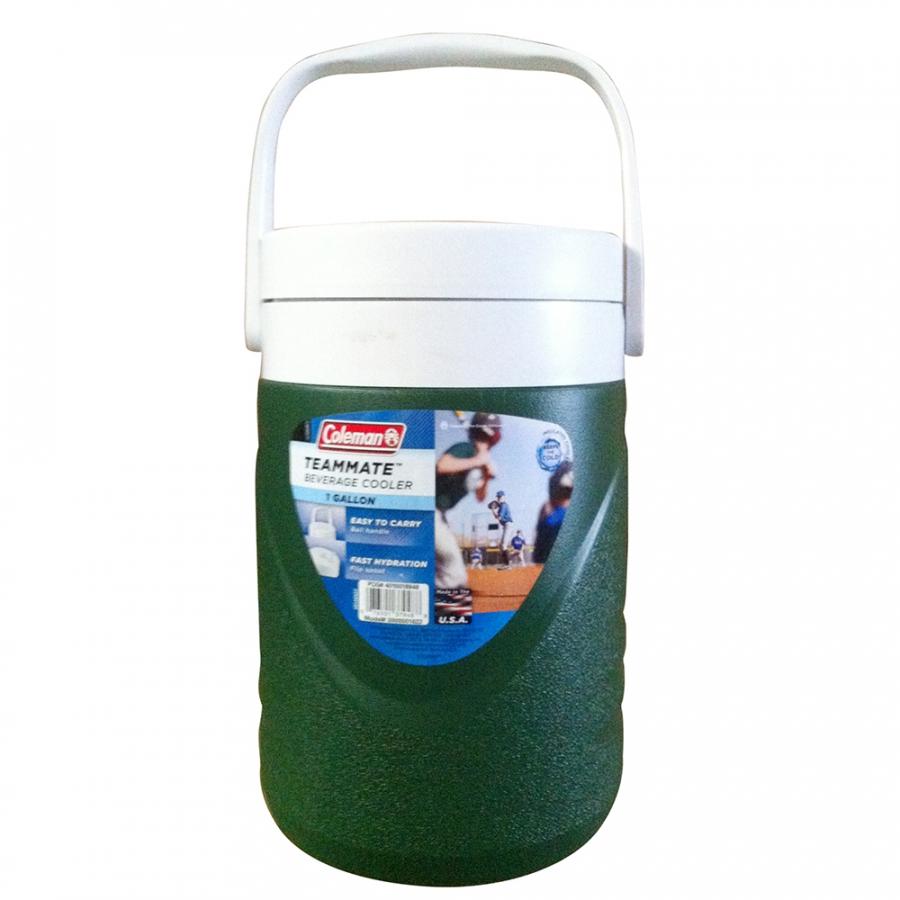 Bình giữ nhiệt Coleman 3000001622 - 3.8L - Xanh lá - 1 Gallon Polylite Jug N/S (Green)