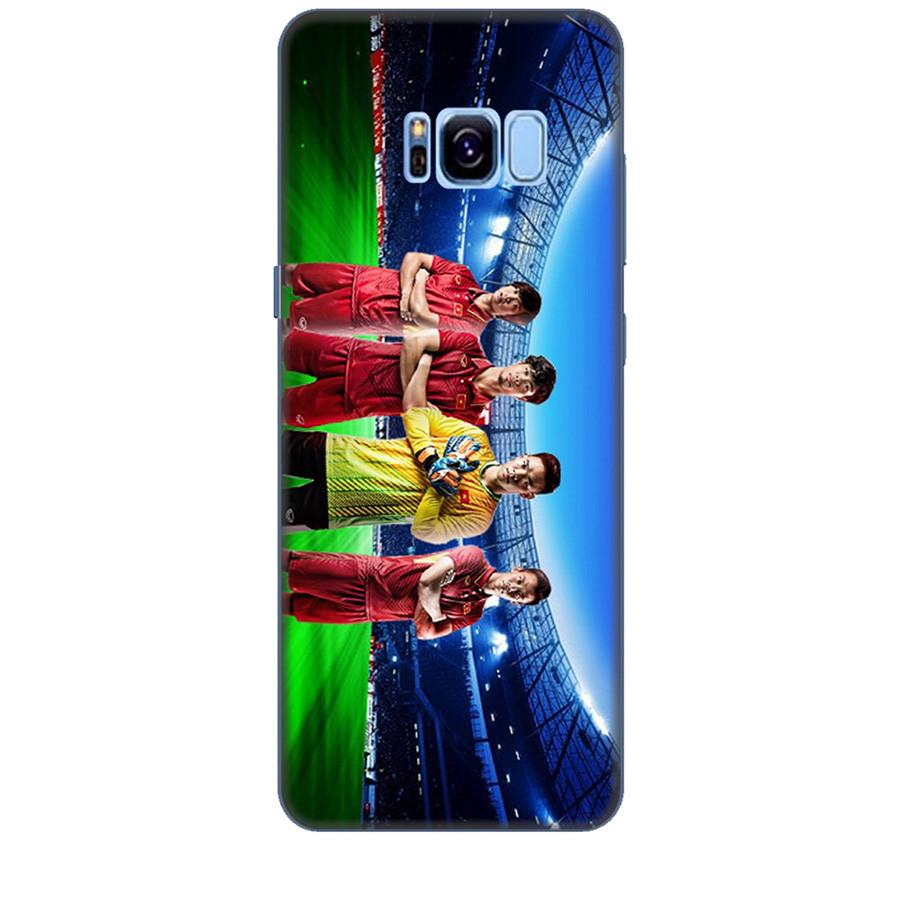 Ốp Lưng Dành Cho Samsung Galaxy S8 Plus AFF Cup Đội Tuyển Việt Nam Mẫu 2