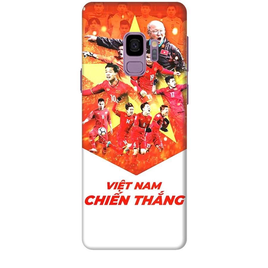 Ốp Lưng Dành Cho Samsung Galaxy S9 AFF Cup Đội Tuyển Việt Nam Mẫu 3