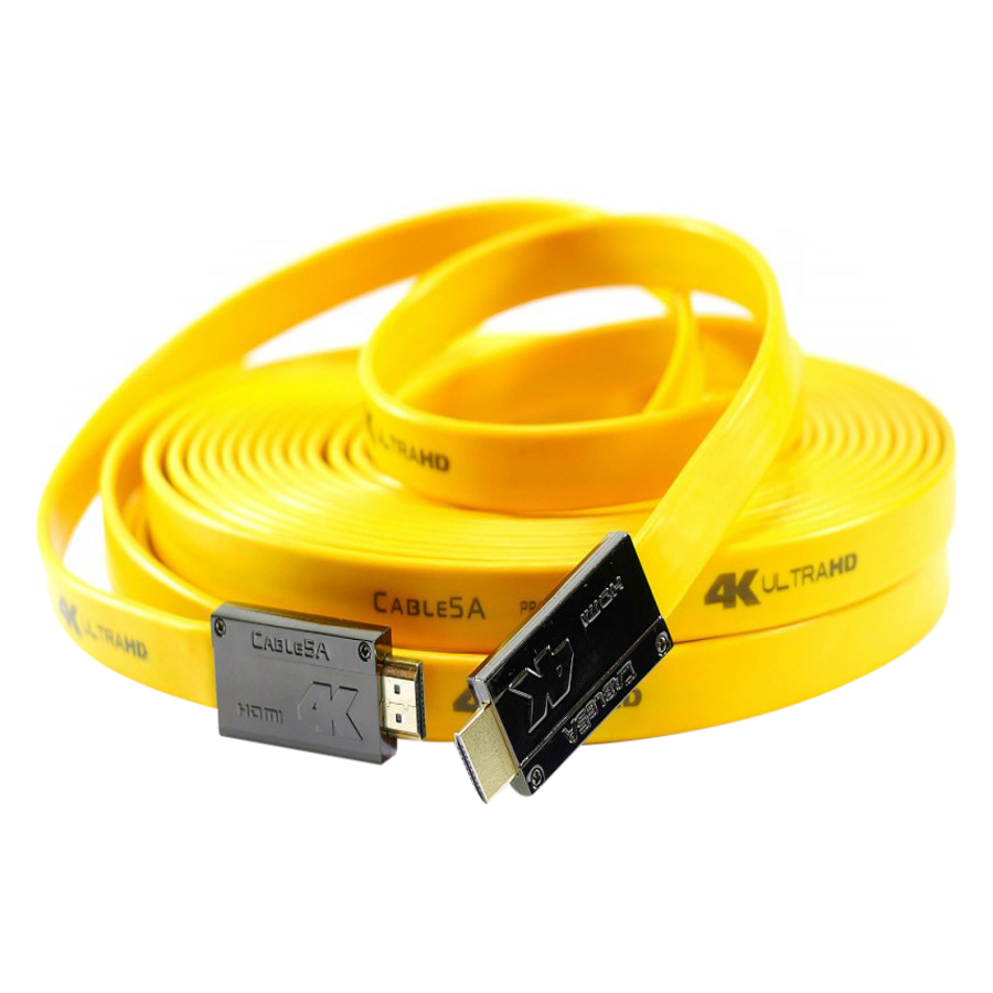 Dây Cáp HDMI 5A 2.0 Ultra HD 4K Lition
