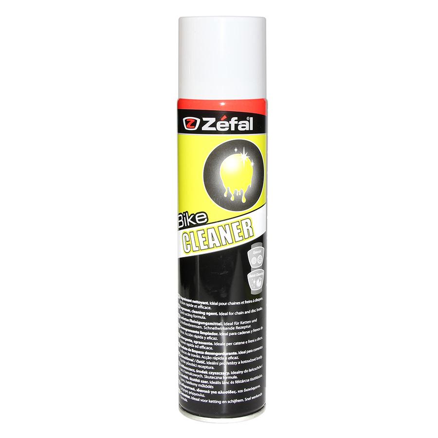 Chai xịt tẩy dầu nhớt vệ sinh xe đạp ZÉFAL BIKE CLEANER 300ml