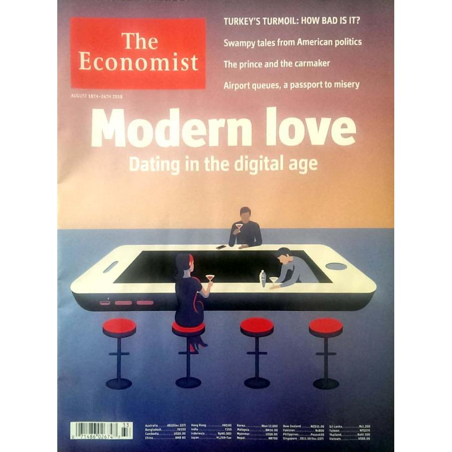 The Economist: Modern Love - 33