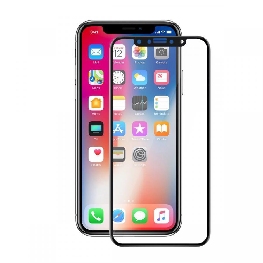 Kính Cường Lực Boss Full 6D iPhone X Chống Nhìn Trộm