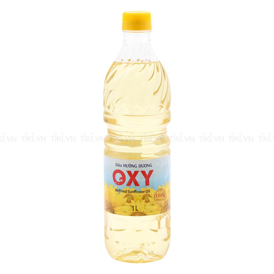 Dầu Hướng Dương Oxy (1L)