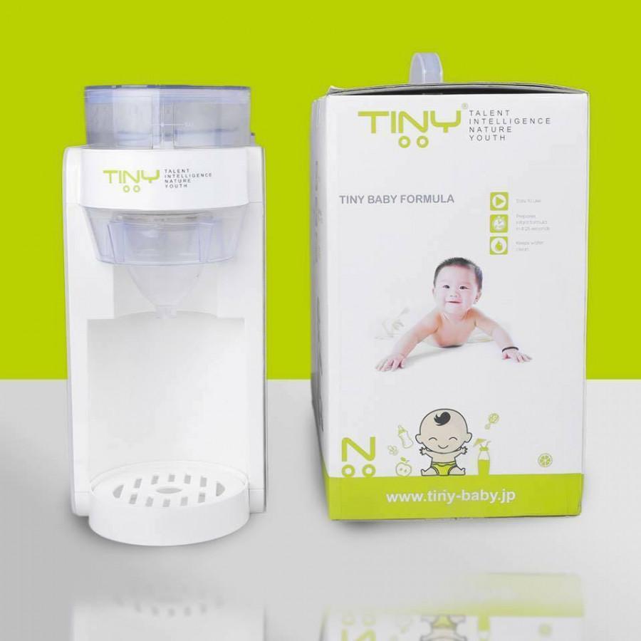 Máy Pha Sữa bột tự động Tiny Baby Formula Nhật Bản - Phân phối chính hãng - Bảo hành 5 năm
