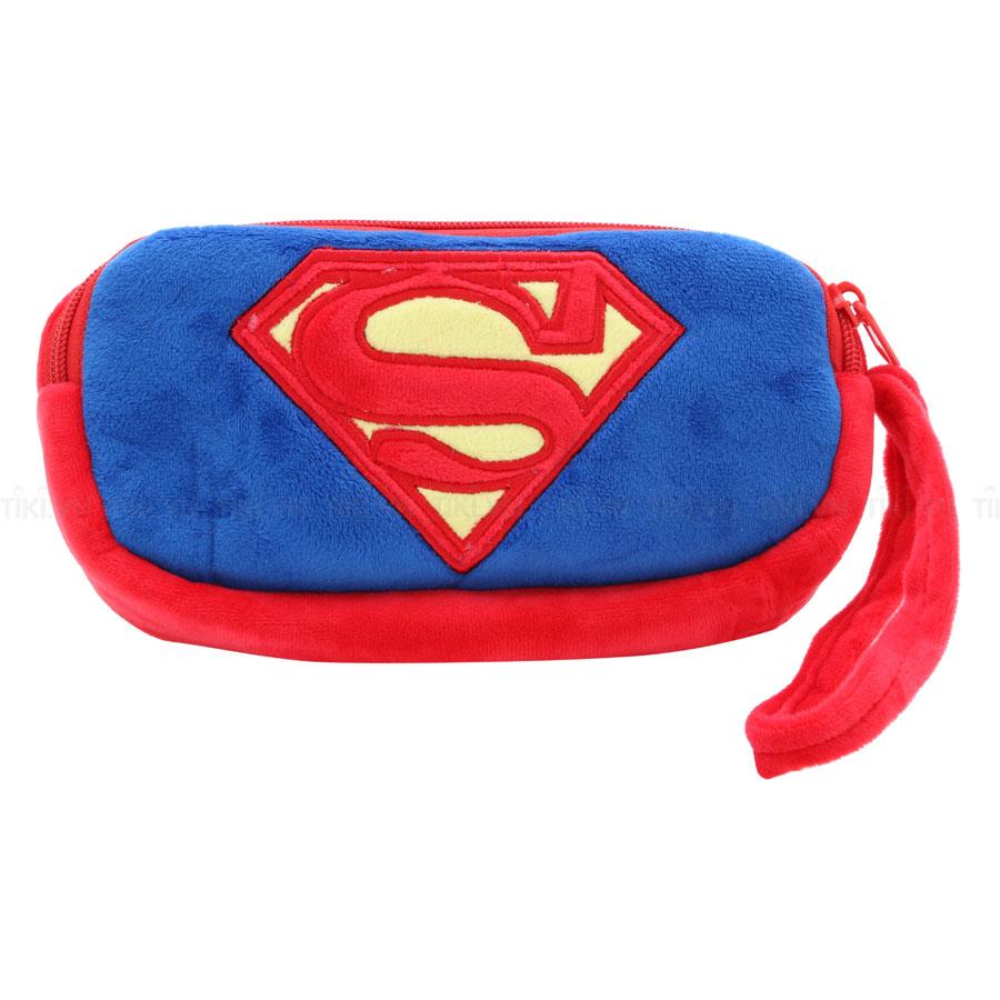 Bóp Viết Vải Bông Thanh Trà 4008-Super Man
